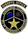 Sherburne County's Emergency Management Badge